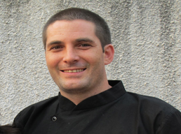Chef Christophe Perrin