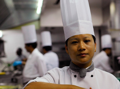 Chef Tenzin Kalden