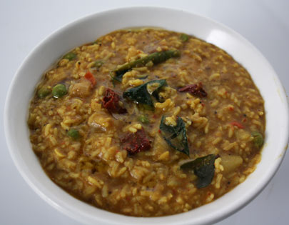 Bisi Bele Hulianna Sanjeev Kapoor Kitchen FoodFood
