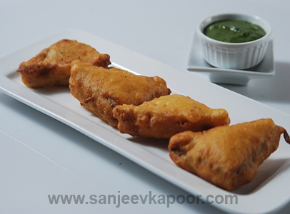 Bread And Cheese Pakoda Sirf 30 minute FoodFood