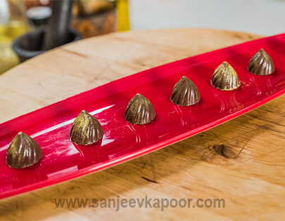 Chocolate Mango Modak Mummy Ka Magic FoodFood