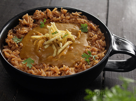 Dhansaak Rice Bowl