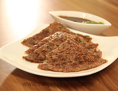 Instant Ragi Uttapam Turban Tadka FoodFood