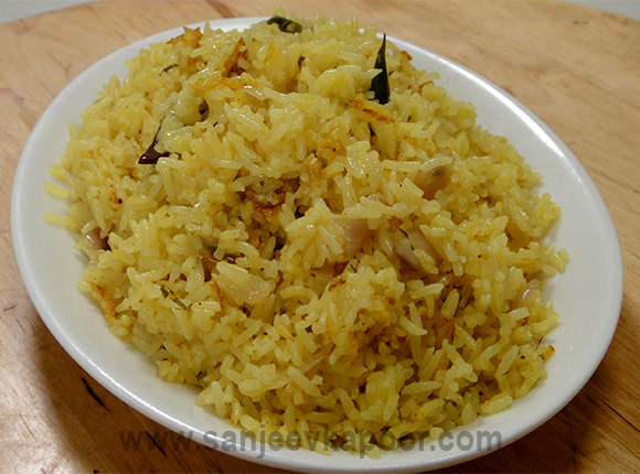 Malabari Coconut Rice