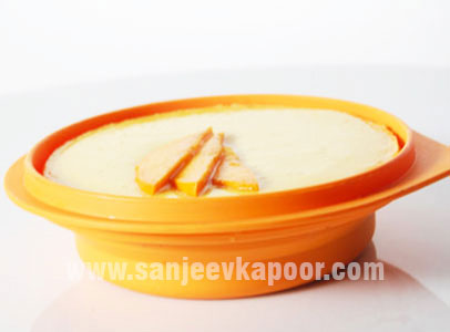 Mango Bhapa Doi Sanjeev Kapoor Kitchen FoodFood