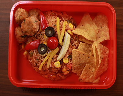 Mexican Meal Box Mummy Ka Magic FoodFood