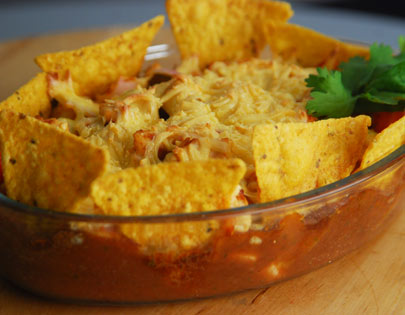 Mexican Cheesy Chicken