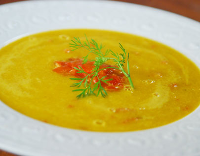 Mexican Corn Soup Sanjeev Kapoor Kitchen FoodFood