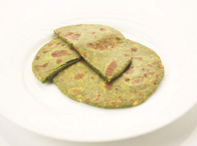 Palak Paneer Paratha Turban Tadka FoodFood