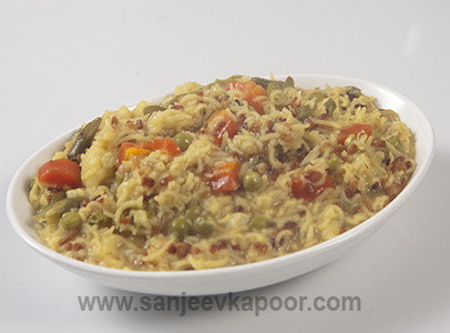 Pulao Khichdi Sirf 30 minute FoodFood