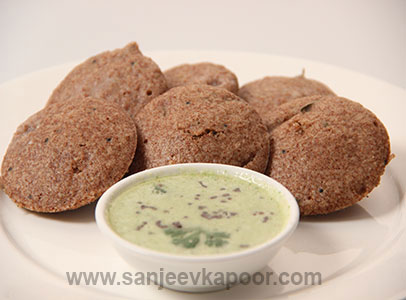 Ragi Idli Sanjeev Kapoor Kitchen FoodFood