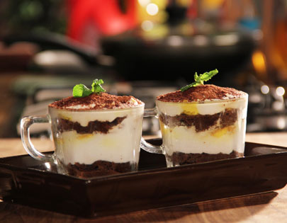 Rasmalai Tiramisu Turban Tadka FoodFood