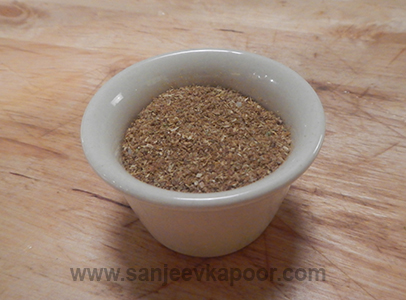 Simple Curry Powder