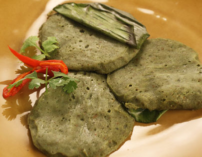 Steamed Moong Cheela