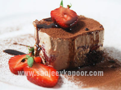 Strawberry Tiramisu Sirf 30 minute FoodFood