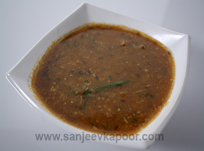 Tur Dal Amti Sanjeev Kapoor Kitchen FoodFood