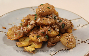 Aloo Tuk Pepper Salt