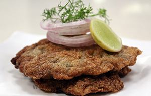 Lacy Mutton Cutlets